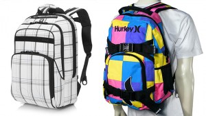 Hurley Backpacks ONLY $16.99