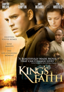 KING'S FAITH DVD Giveaway