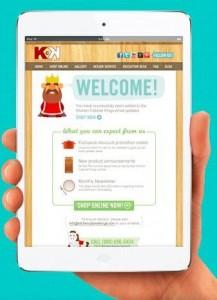 Kitchen Cabinet Kings - Win an iPad Mini Sweepstakes