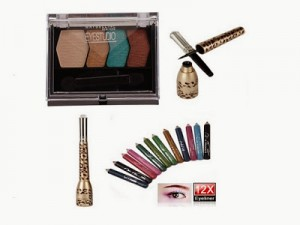 L'Oreal and Maybelline Free Products
