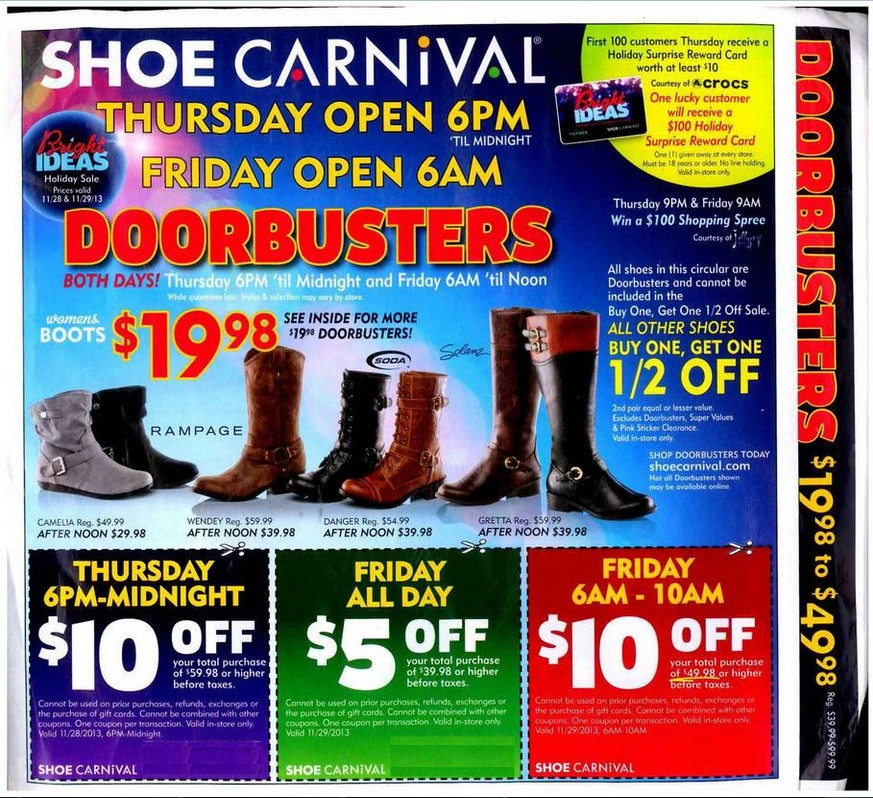 shoe carnival black friday deals thrifty 4nsic gal