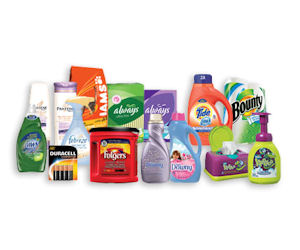 Free P&G Coupons