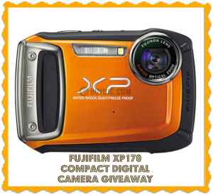 Fujifilm Digital Camera Giveaway
