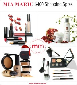 Mía Mariú - $400 Shopping Spree Giveaway