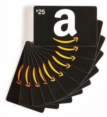FREE $25 Amazon Gift Code