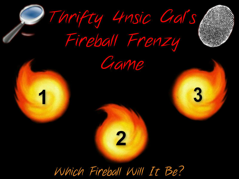 Thrifty 4nsic Gal's Fireball Frenzy Game