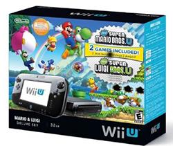 Wii U Deluxe Set Sweepstakes
