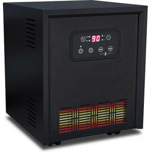Decor Flame Infrared Heater