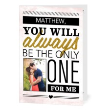 FREE Personalized Greeting Card PLUS FREE Shipping
