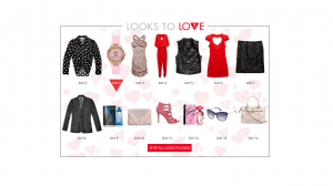 GUESS Looks to Love Sweepstakes