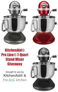 The Latin Kitchen's - KitchenAid Pro Line 7-Quart Stand Mixer Sweepstakes