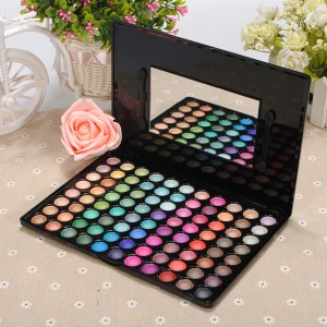 88 Color Eyeshadow Powder Pallete Set