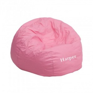 Enter to Win a personalized BEAN BAG