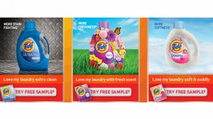 FREE  - New Collection Tide Sample