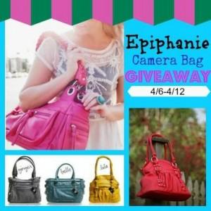Epiphany Bag Giveaway