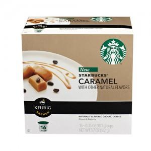FREE Starbucks K-Cup Coffee Sample Pack