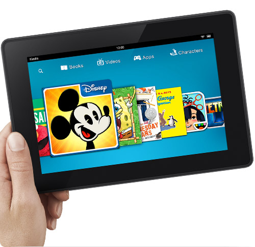 Enter to Win a Kindle Fire HD Monthly Giveaway
