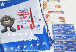 Entenmann's Prize Pack Giveaway