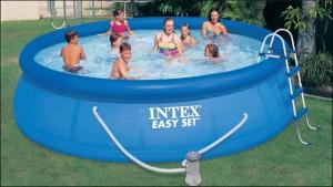 Enter to WIN an Intex Swiming Pool