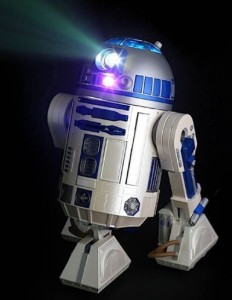 Real Life R2D2 Sweepstakes