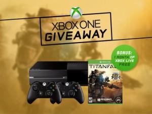 Xbox One Titanfall Sweepstakes