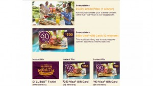 Melting Pot Foods 90 Days of Summer Dreams Sweepstakes and Instant Win Game