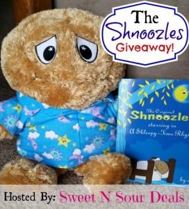 Shnoozle Giveaway