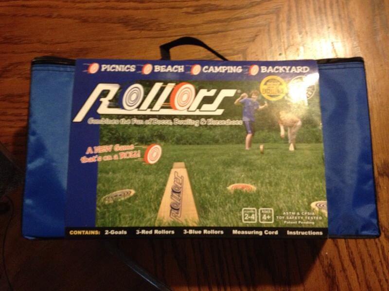 Rollors Game 1