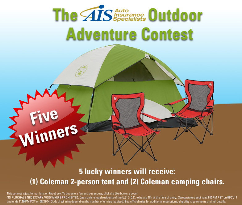 AIS Insurance - The AIS Outdoor Adventure Contest