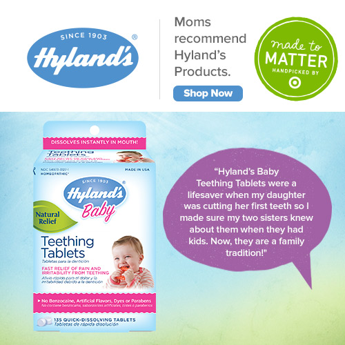 #Hyland's is Proud to be a Part of the #MadetoMatter Selection at Target