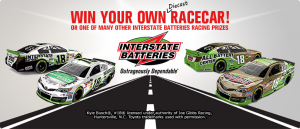 Interstate Batteries Instant Win Game