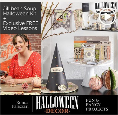 Jillibean Soup Halloween Kit