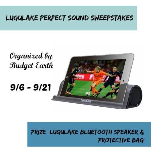 LuguLake Perfect Sound Giveaway
