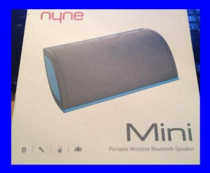 NYNE Mini Portable Bluetooth Speaker Review