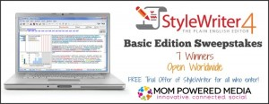 StyleWriter 4 Starter Edition Giveaway