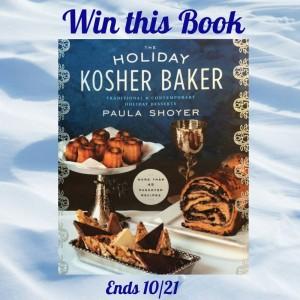 The Holiday Kosher Baker Dessert Book Giveaway