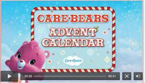 Christmas with The Care Bears Advent Calendar