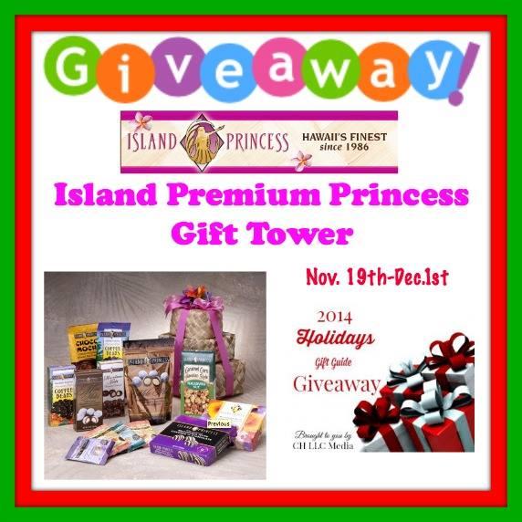Island Princess Gift Basket Giveaway