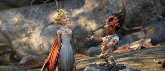 STRANGE MAGIC Opening in Theaters1