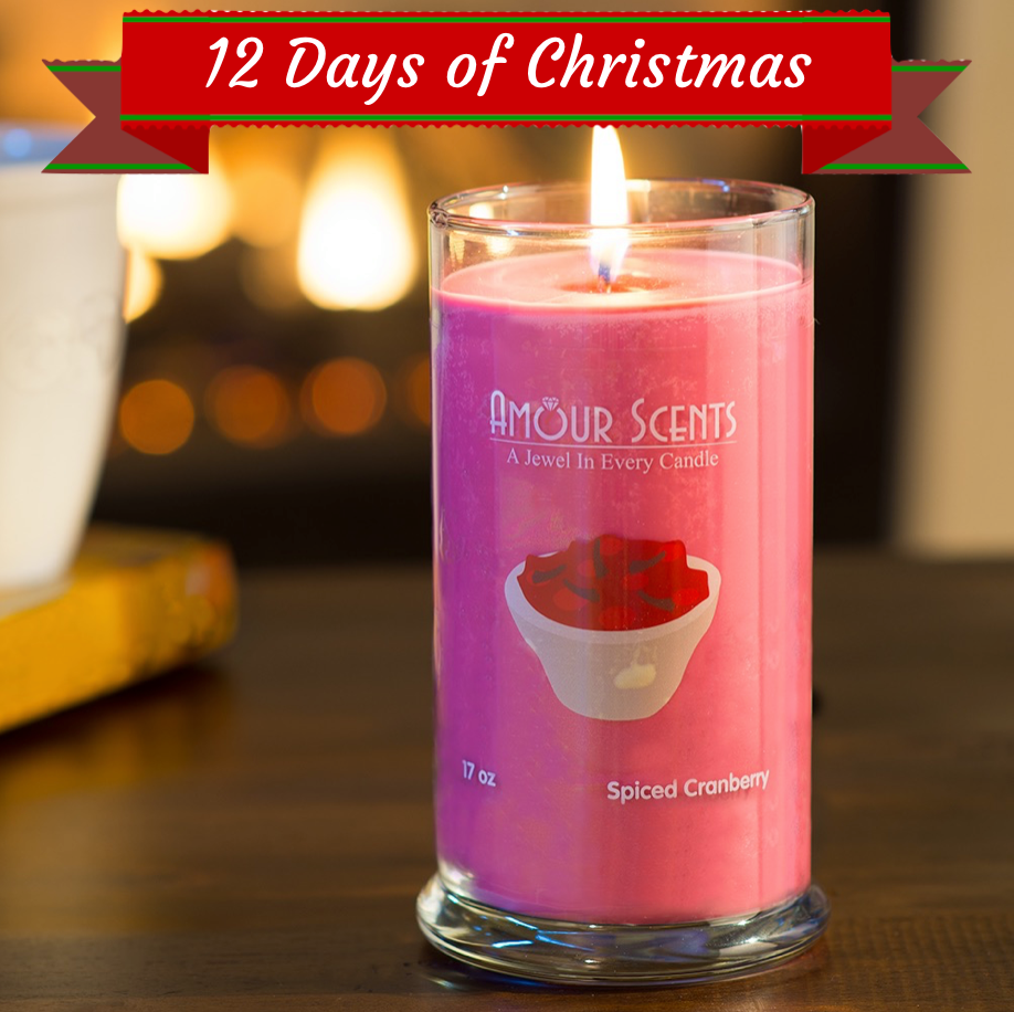 Amour Scents Giveaway ends 12/24
