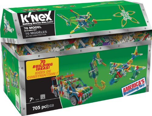 K'Nex Toy Chest Review