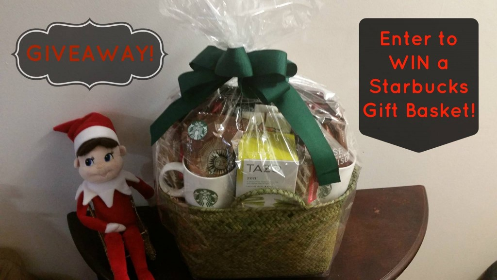 Starbucks Gift Basket Giveaway