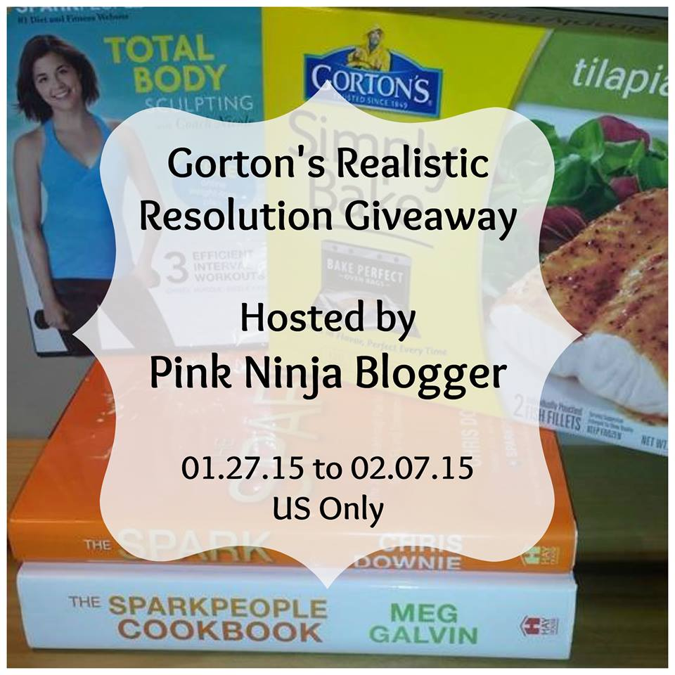 Gorton's Realistic Resolution Giveaway