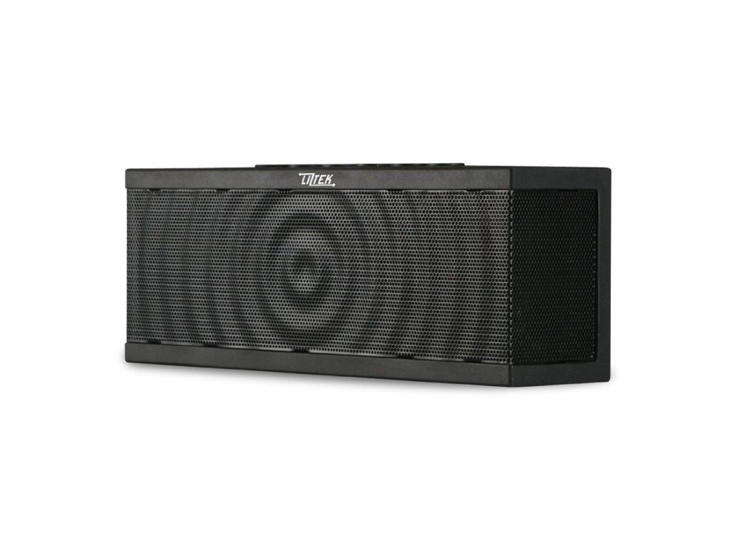Liztek PSS-100 #PortableWirelessBluetoothSpeaker with Built in Speakerphone Review
