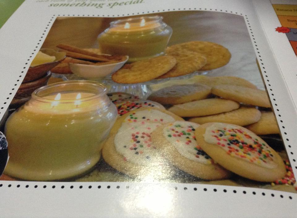 Sugarcookiecandle