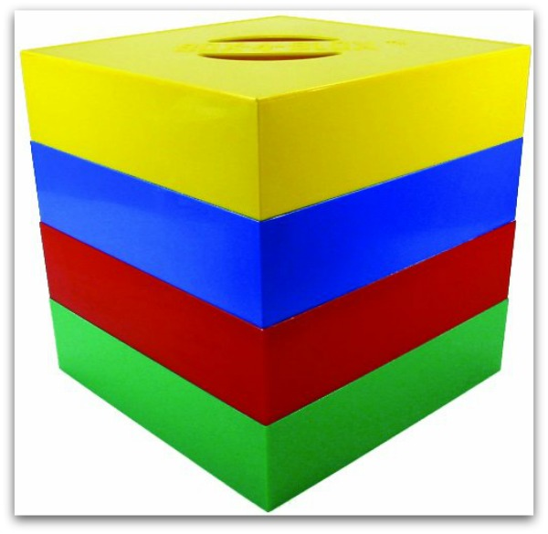 Box4Blox Lego Sorter Giveaway ends 4/12