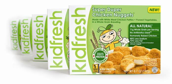 Kidfresh Free Product Coupons Giveaway