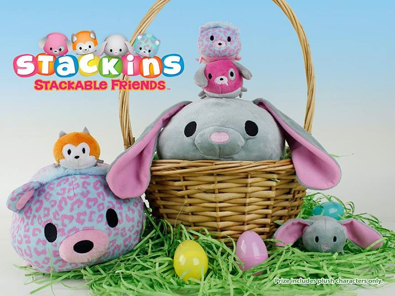 Stackins Plush Giveaway