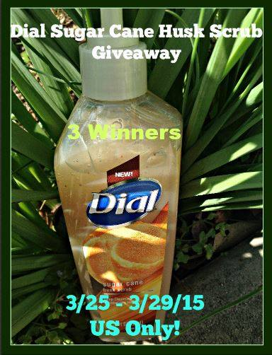 Three Dial Hand Soaps Giveaway