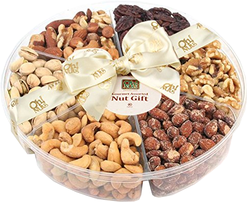 Oh! Nuts Freshly Roasted Nut Gift Tray Sweepstakes